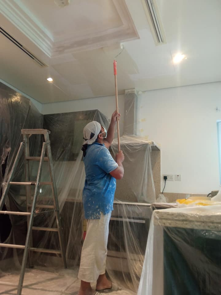 Read more about the article Paint Work in Dubai