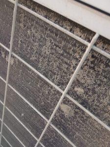 Split Ac filter Cleaning
