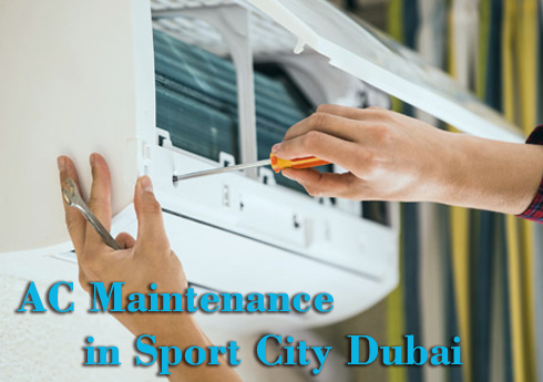 24 Hours Available ac maintenance in sports city Dubai Service